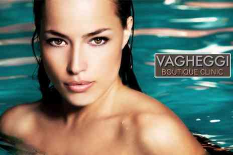 Vagheggi - Dermal filler including a consultation  - Save 80%