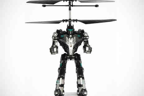 Maptaq - Remote Control Flying Q-Robot iToy - Save 45%