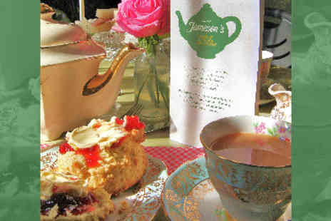 Jamesons Cafe - Afternoon tea for two - Save 55%