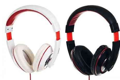 Seleccion De Producto - Enjoy unparalleled sound & style with this Dynabass Headphones - Save 80%