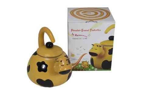Posh Cooks - Fat Cow Kettle - Save 50%
