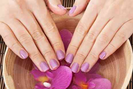 Nail & Beauty Co - Creative Manicure or Pedicure With Paraffin Wax Treatment - Save 52%