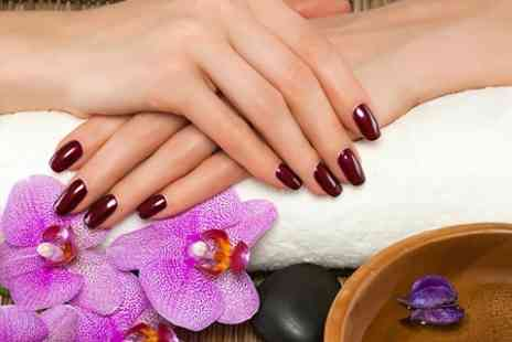 The Beauty Boutique - Luxury Mani or Pedi - Save 64%