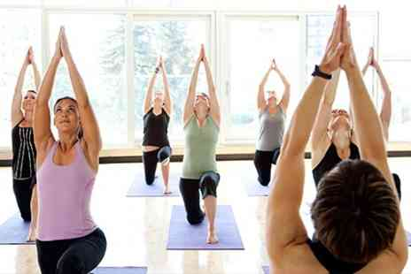 Flourish - Six 90 Minute Yoga Lessons - Save 60%