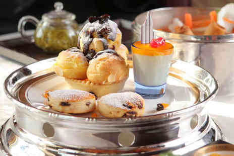 Mansion Bar & Parlour - Afternoon Tea for Two with Molecular Cocktail - Save 58%
