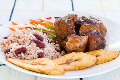 riveRLife - All You Can Eat Caribbean Meal for Two - Save 50%