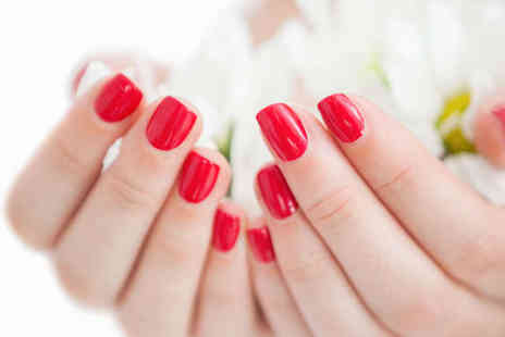 Beautiful of Cardiff - Gel Manicure or Pedicure - Save 53%