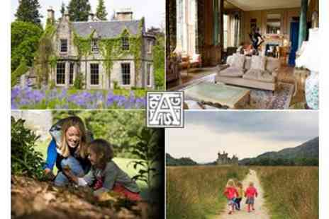 Ardanaiseig - Family Highland Getaway Winter Weekend Mini Break - Save 40%