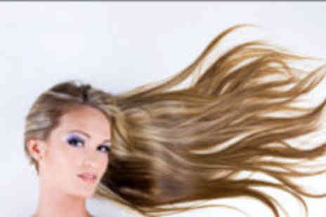 W A G S Hair and Beauty - Cut, blow dry, treatment, half head of foils and scalp massage - Save 72%