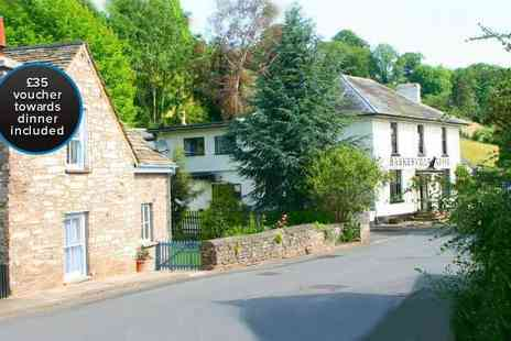 The Baskerville Arms Hotel - Two night stay for two  including breakfast - Save 54%