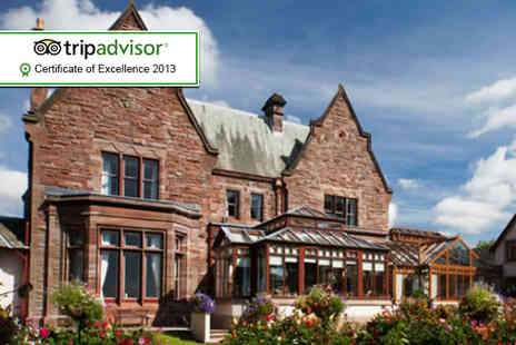 Appleby Manor - Two night Lake District break for 2 including breakfast - Save 56%