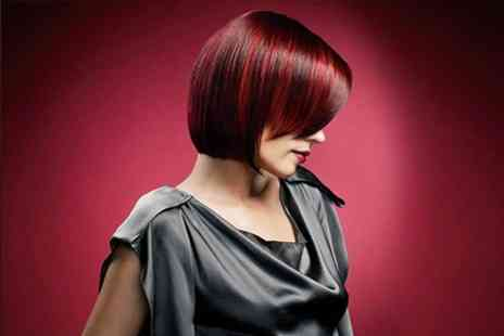 Halo Hair & Beauty - Cut and Conditioning Plus Highlights - Save 65%