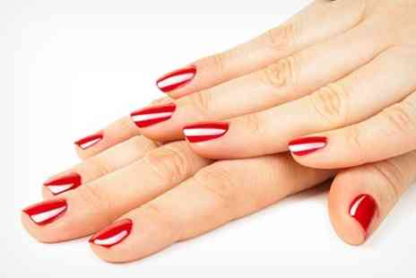The Cove - Manicure With Vinylux Polish or Shellac - Save 63%