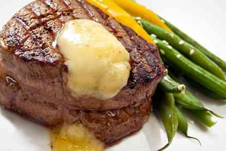 La Vida - Rib Eye Steak and Mussels For Two - Save 55%
