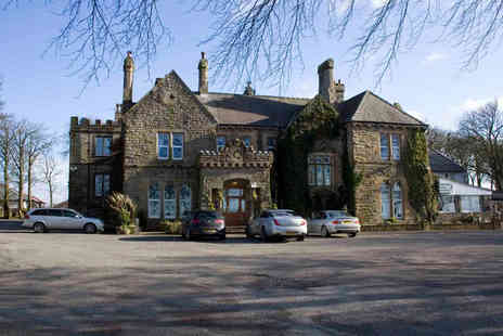 Hunday Manor Country House Hotel - One night Lake District break including breakfast - Save 48%
