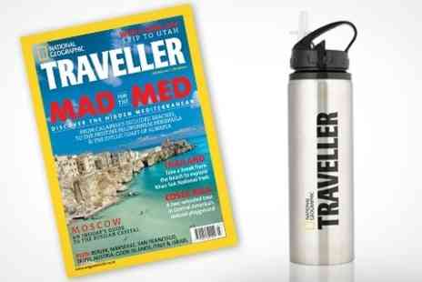 National Geographic Traveller - National Geographic Traveller Ten Issues With Free Delivery - Save 66%