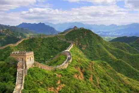 Mercury Direct - In China Eight Night Tour With Flights and Transfers For Two - Save 20%