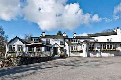 The Wild Boar Inn - Two night stay for two including breakfast - Save 46%