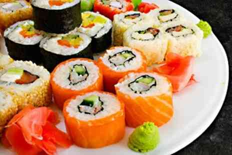 Sushi Cafe - Traditional and modern fusion styles of sushi and Food - Save 50%