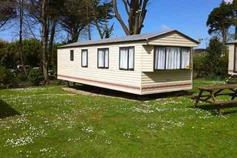 Boscrege Caravan park - In Cornwall Two Night Self Catering Stay For Up To Four - Save 35%