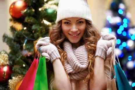 The Weekend Shopping Company - Christmas Shopping Day With Meal and Demo - Save 40%