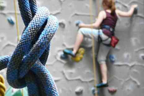 Adur Outdoor Activities Centre - Rock Climbing Taster Experience - Save 52%
