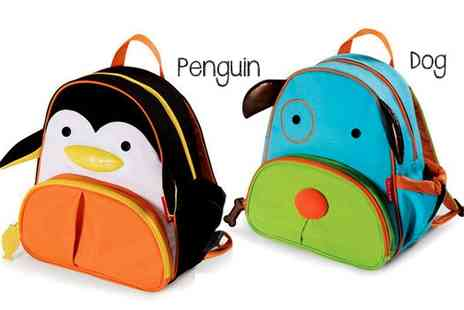 Mums and Me - Make like a celeb and send your kids to school in style Cute animal backpacks - Save 50%
