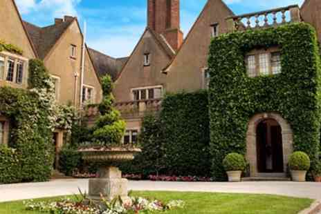 Mallory Court Hotel - In Warwickshire Gourmet Country House Stay with Upgrade - Save 45%