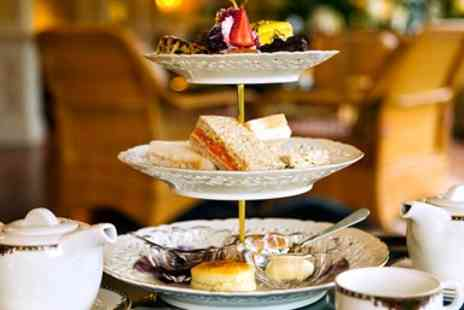 Best Western Lairgate Hotel - High Tea & Bubbly for 2 - Save 62%