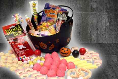 LuLus Sweets - Witches Cauldron of Halloween Sweets - Save 70%