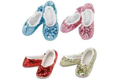 Sterling Distribution - Snoozies Slippers - Save 44%