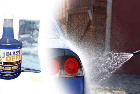 Olpro - Get Clean with a Blast Off Car Wash Kit - Save 54%