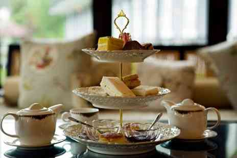 Hilton Croydon Hotel - Afternoon Tea For Two - Save 36%