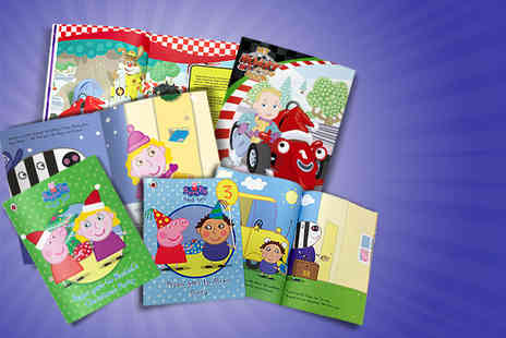 Pen Wizard - Personalised childrens softback book including choice of Peppa Pig theme - Save 47%