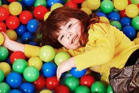 Kids Clubhouse - Soft Play Four Month Weekday Pass - Save 95%