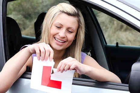 5 Star Driving Academy - Three Hour Long Driving Lessons - Save 60%