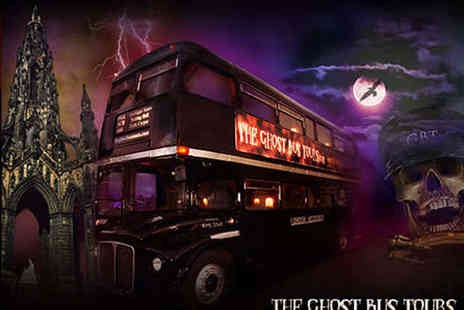 The Ghost Bus Tours - Ghost Bust Tour with Guide Book - Save 50%