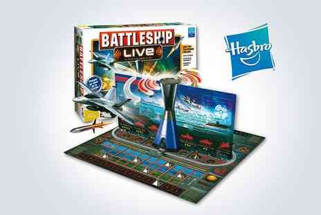 Silver Fishes - Hasbro Battleship Live - Save 50%