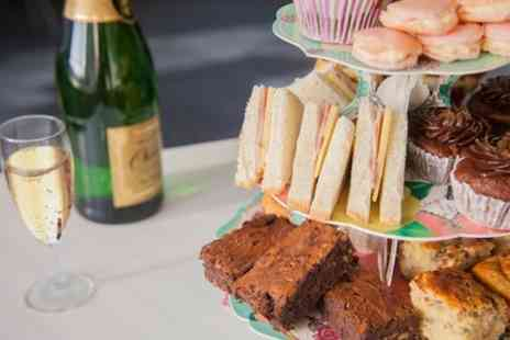 Liverpool Marina Bar & Grill - Afternoon Tea With Prosecco For Two - Save 56%