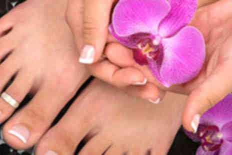 The Beauty Boutique - Luxury Pedicure and Express Manicure from the Beauty Boutique - Save 61%