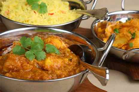 Balti King - Two Course Indian Meal For Two - Save 66%