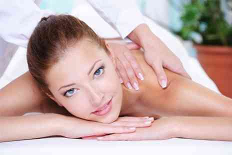 Grace and Elegance - Facial and Pressure Point Massage - Save 36%