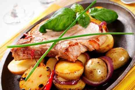 Indulgence Bramhall - Two Course Sunday Roast - Save 30%