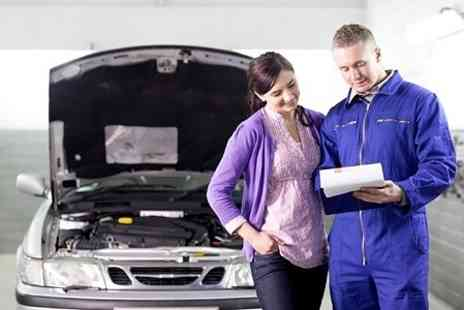 Gibbs Automotives - Full MOT With Certificate For Class 4 Vehicles - Save 65%