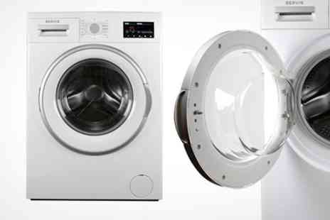 Crampton and Moore - Servis 8kg 1400rpm Washing Machine - Save 28%