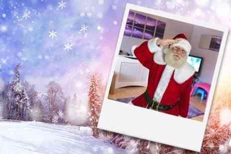 Santa Letters Direct - Catch Santa Photographs - Save 50%