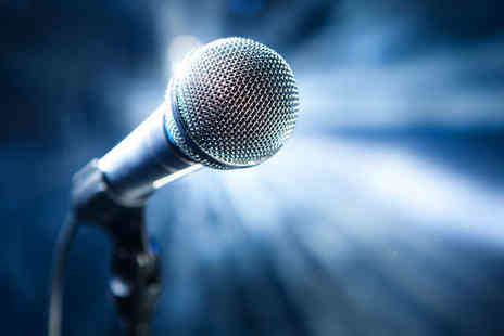 The Covent Garden - Friday Night Comedy Club Ticket with Entry to Opal Nightclub - Save 53%