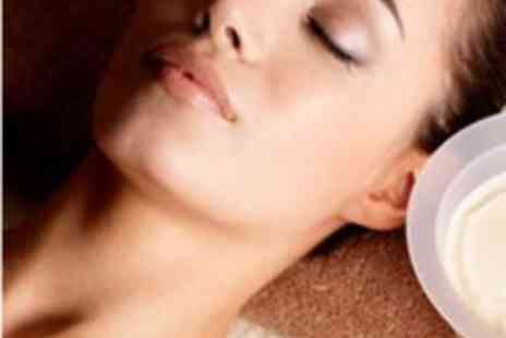 Sophies Beauty Spa - Dermalogica Facial or Full Body Spray Tan with French Rockstar Shellac Manicure  - Save 54%