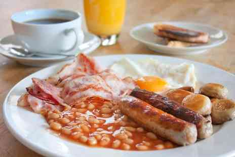 Jags Southsea - Breakfast for two - Save 50%