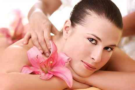 HQ Hair and Beauty - Prescriptive Facial Plus Massage - Save 40%